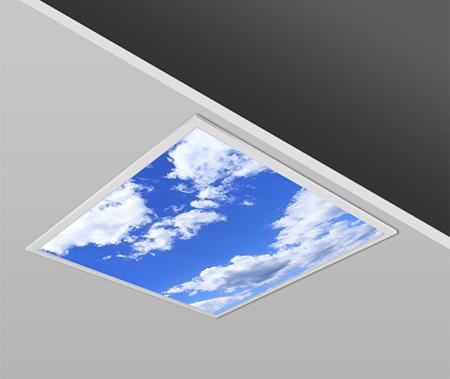 40W 60x60 Slim SKY Design Backlight Panel Luminaires PANA