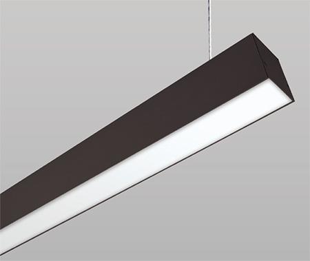 36W 120cm Kalın Model Lineer Aydınlatma ALULINE